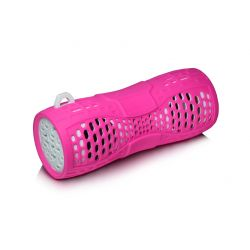 "Speaker Bluetooth Waterproof ""Rocky Pink Edition"""